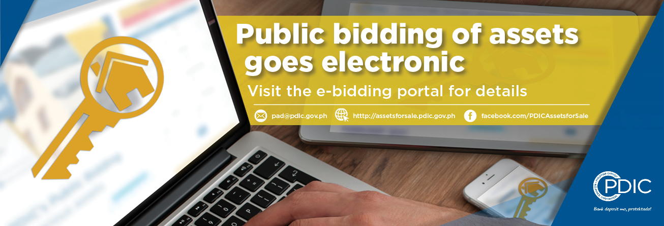 Public Bidding of Assets goes Electronic